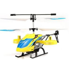 JJR/C JX02 2.4G 4 Chanel Alloy Remote Control Helicopter, Size : 25 x 20 x 12cm(Yellow)
