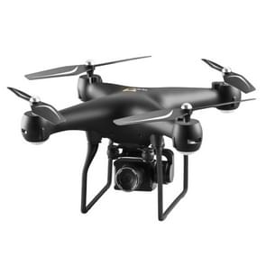 S32T 2.4GHz 4CH Ultra-long Endurance Four-axis Vehicle Remote Control Aircraft RC Quadcopter, with Three Hundred Thousand Electric Camera (Black)