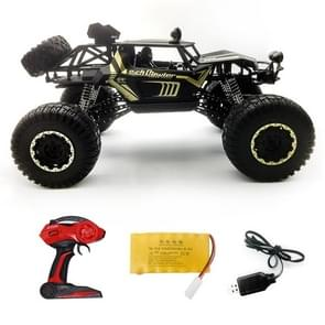 1:8 Alloy Remote Control Climbing Car Off-road Vehicle Toy (Black)