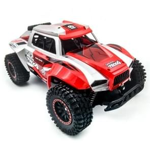 608 2.4GHz High-speed Electric Remote Control Car Off-road Vehicle Toy(Red)