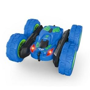 JJR/C Q9 2.4Ghz Remote Control Stunt Tumbling Car Vehicle Toy (Blue)