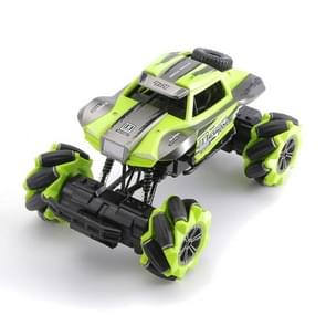 JJR/C Q76 2.4Ghz 1:16 All-round Stunt Remote Control Climbing Car Vehicle Toy (Green)