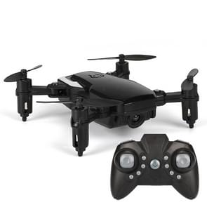 LF606 Mini Quadcopter Foldable RC Drone without Camera, One Battery, Support One Key Take-off / Landing, One Key Return, Headless Mode, Altitude Hold Mode(Black)