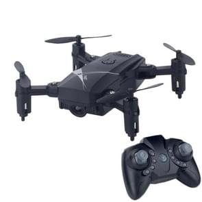 LF602 Mini Quadcopter Foldable RC Drone without Camera, One Battery, Support Forwards & Backwards, 360 Degrees Rotating, Altitude Hold Mode(Black)