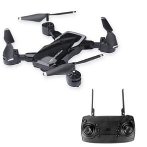 LF609 Foldable Wifi FPV RC Drone Quadcopter without Camera, One Battery, Support Forwards & Backwards, 360 Degrees Rotating, Altitude Hold Mode (Black)