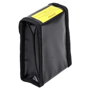 Batterij explosieveilige tas voor DJI Mavic Pro(Black)