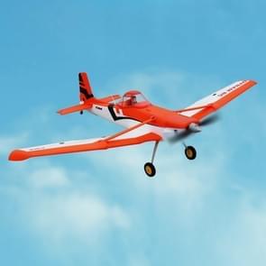Dynam DY8967PNP Cessna 188 gewas Duster 1500mm spanwijdte RC Trainer vliegtuig modelvliegtuigen  PNP versie (oranje)