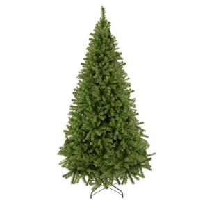 [US Warehouse] 7.5FT Indoor Outdoor Kerstvakantie Kerstboom met 1450 takken