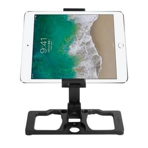 Sunnylife TY-ZJ034 Upgrade volledige aluminiumlegering Smartphone & Tablet houder voor DJI Mavic 2 / Mavic Pro / Mavic lucht / vonk (zwart)