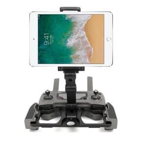 Sunnylife TY-ZJ030 opvouwbare Design aluminiumlegering Smartphone & Tablet beugel voor DJI Mavic 2 / Mavic Pro / Mavic lucht / vonk / CrystalSky Monitor (zwart)
