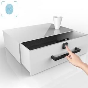 T4 Micro USB Charging Drawer Cabinet Door ABS Smart Fingerprint Lock