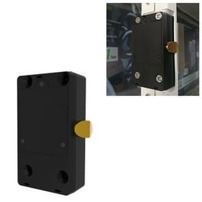 XG70S Bluetooth + APP Mosaic Smart Box Cabinet Lock(Black)