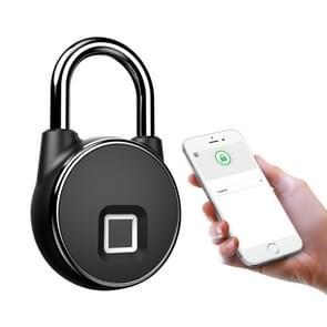 P22+ Waterproof Fingerprint Padlock with Cellphone APP Control & Low Battery Alarm