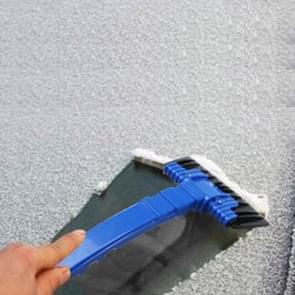 Auto Sneeuw Shovel Auto ijs krabber Winter Road veiligheid schoonmaken Tools ontdooitimer strooizout verwijdering regen Water sneeuw borstel