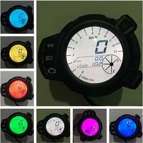 B2909 12V Motorcycle Modified Colorful Screen Instrument for BWS/RXM