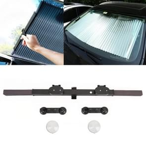 Car Retractable Windshield Sun Shade Block Sunshade Cover for Solar UV Protect, Size: 80cm