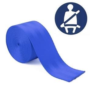 Auto gemodificeerde polyester zadel riem harnas Racing Safety veiligheidsgordel  lengte: 3.6 m (blauw)
