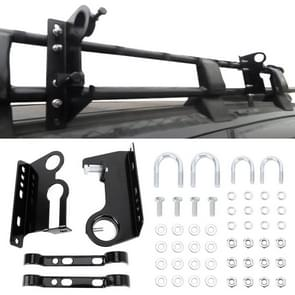 Car Styling Roof Rack Holder Agriculture Hoe Shovel Bracket Outside Tool Holder