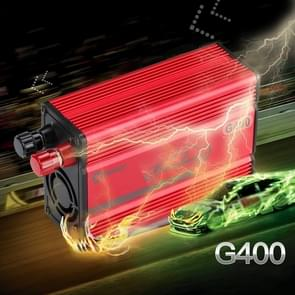 XPower G400 400W DC 12V to AC 220V Car Power Inverter USB Charger Adapter