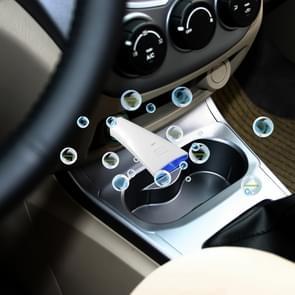 XPower M2 Car Air Purifier Negative Ions Air Cleaner (White)