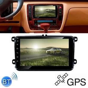 HD 8 inch auto Android 8,0 radio ontvanger MP5 speler voor Volkswagen, ondersteuning FM & AM & Bluetooth & TF Card & GPS