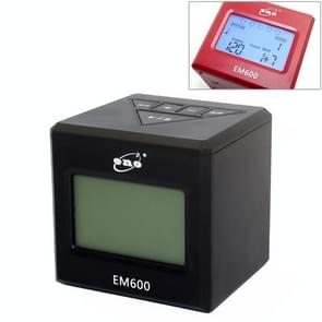 ENO EM600 LCD Display Screen Mini Electronic Dumb Combat Board Trainer Drum Exercise Metronome (Black)