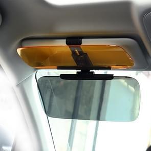 3R-2146 Car Double Side Anti-Glare Dazzling Goggle Driving Mirror Sun Visors