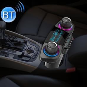 BT06 Dual USB opladen Smart Bluetooth 4.0 + EDR FM zender MP3 muziek speler Car Kit met 1 3 inch LED-scherm  steun Bluetooth bellen  TF kaart & U schijf
