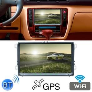 HD 9 inch auto Android 8,1 radio ontvanger MP5 speler voor Volkswagen, ondersteuning FM & AM & Bluetooth & TF-kaart & GPS & WiFi met decodering