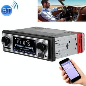 SX-5513 Car Stereo Radio MP3 Audio Player Support Bluetooth Hand-free Calling / FM / USB / SD (Not Included Any Memory Card)