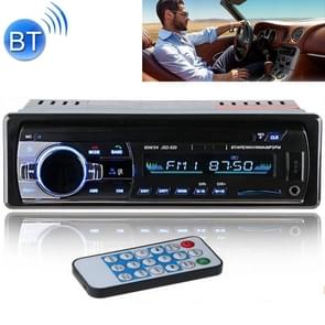 JSD-520 Car Stereo Radio MP3 Audio Player Support Bluetooth Hand-free Calling / FM / USB / SD