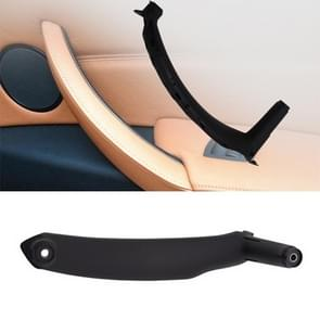 Car Interior Right Handle Inner Door Armrest Panel Pull 51416969401 for BMW X5 / X6(Black)
