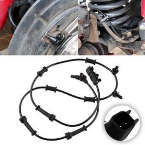 Car Front ABS Wheel Speed Sensor 68003281AC for 2007-2018 Jeep Wrangler JK