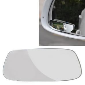 3R-053 Auto Truck Dodehoek achteraanzicht groothoek spiegel Dodehoek spiegel 360 graden verstelbaar Breedtespiegel  grootte: 11 5 * 5 cm