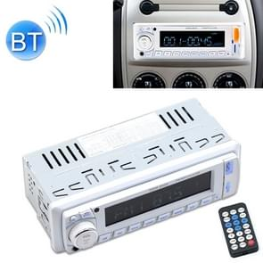 8600 12V Universal Car Radio Receiver MP3 Player, Support FM & Bluetooth with Remote Control