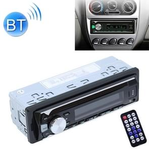 508BT 12V Universal Car Radio Receiver MP3 Player, Support FM & Bluetooth with Remote Control