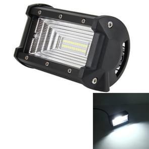 72W 6000K 3000LM auto LED werk licht Flood Light met 24-LEDs SMD-5050 lampen  DC 10-48V(White Light)