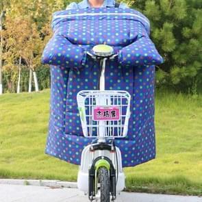Winter verdikking waterbestendig taille bescherming motorrijden Siamese bescherming taille knie Pads winddicht Quilt  willekeurige kleur levering