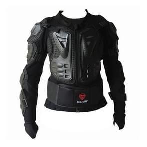 BA-03 SUV motor fiets Outdoor sporten Armor beschermende jas  maat: M(Black)