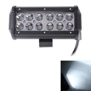 DC 10-30V 36W 3000LM 6500K waterdichte voertuig auto boot mariene extern werk lichten nood verlichting 30 graden verstelbaar vlek licht LED auto lampen met 12 intens CREE LED Lights(White Light)