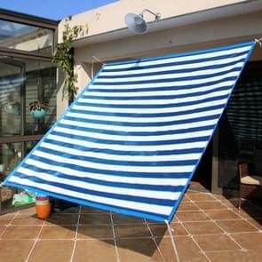 2 * 4m tuinieren schaduw Net zonnebrandcrème Net balkon tuin schaduw arcering Net (willekeurige kleur levering)