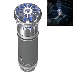 JQ1 universele negatieve Ion Car Air Purifier (grijs)