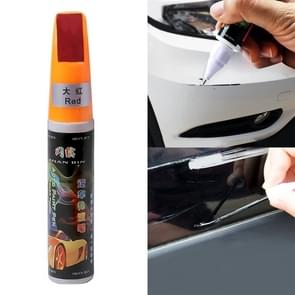Auto Scratch Repair auto Care scratch remover onderhoud Paint Care Auto Paint pen (rood)