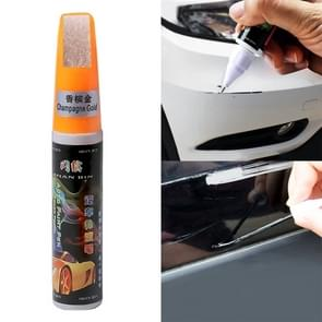 Car Scratch Repair Auto Care Scratch Remover Maintenance Paint Care Auto Paint Pen(Champagne Gold)