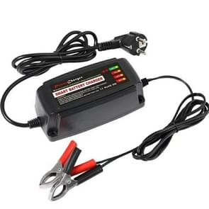 12V  Intelligent Automatic Battery Charger Smart Battery Charger Power Charger AC Plug Option: EU/UK/US Plug