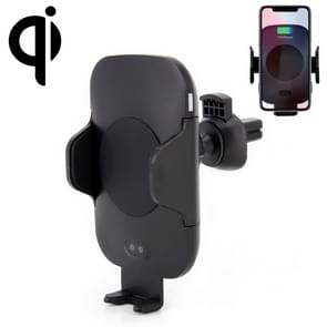 Universal Car Wireless Charger Air Vent Mount Phone Holder Stand, For iPhone, Galaxy, Sony, Lenovo, HTC, Huawei and other Smartphones (Width: 6-8.5cm)