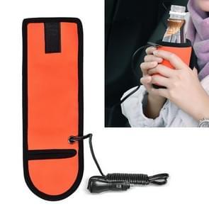 Portable DC 12V-24V Car Bottle Cover USB Heater for Baby Kids Travel Food Milk Water Bottle