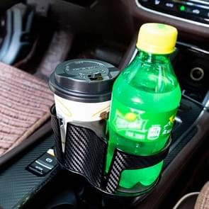 SB-1066 2 in 1 Car Auto Universal Cup Holder Drink Holder