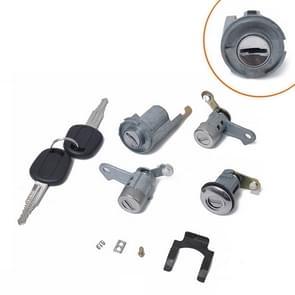 1 Set Auto Door Lock Core 96548493 for Buick Excelle