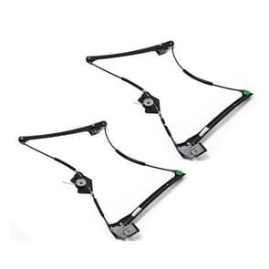 Car Front Glass Lifter Window Lifter Accessories Left 3B1837461 and Right 3B1837462 for Volkswagen Passat Skoda